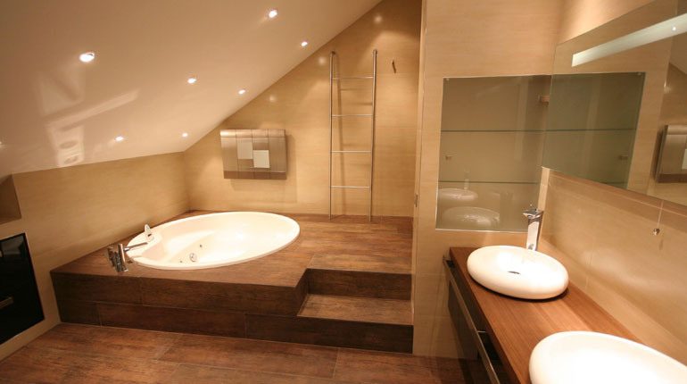 Baño en Duplex Majadahonda